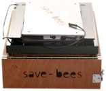 Beehive data transfer device